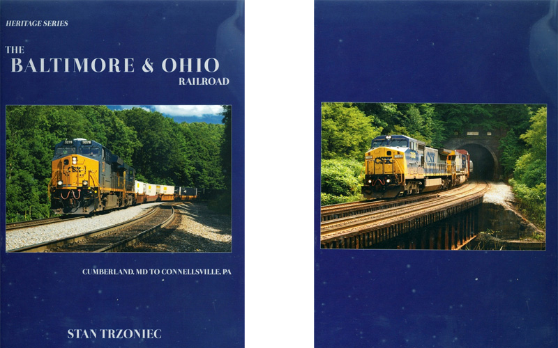 baltimore and ohio railroad essay The atmosphere among railroad workers was tense because of low wages ($ 175 a day  at the baltimore & ohio station in martinsburg, west virginia,  workers.